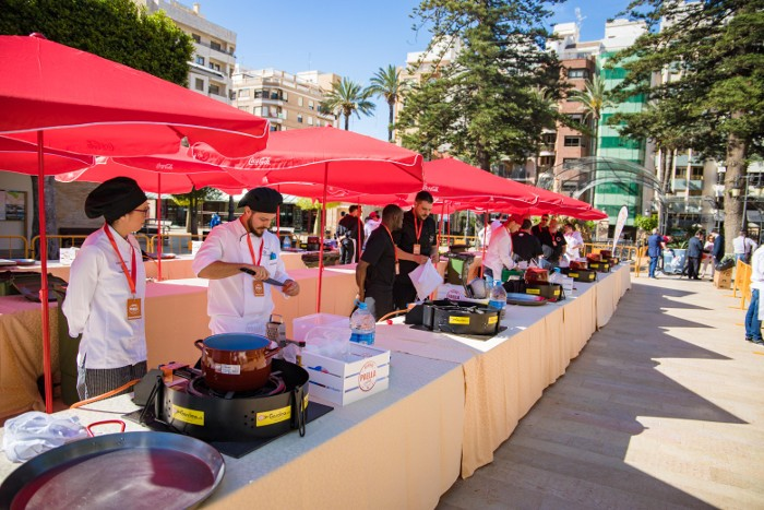 El dilluns es disputa la fase local del Concurs Paella de Cullera