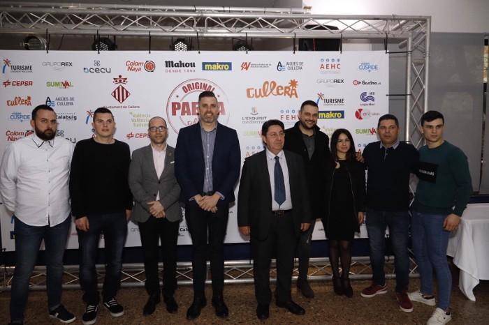 El restaurant Los Olivos guanya la preselecció local del concurs Paella de Cullera