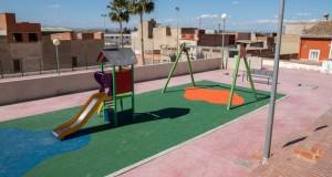 Parc Infantil carrer Conejos-Cullera