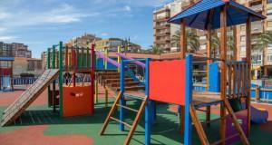 Parc Infantil zona Andres Piles-Cullera