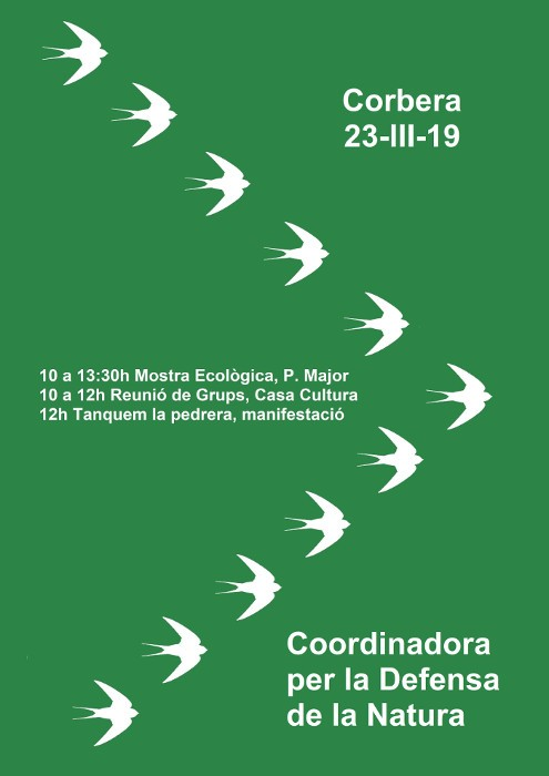 mostra-ecologica-pedrera-corbera-2019