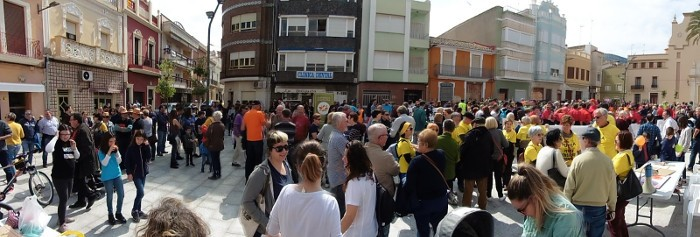 """Corbera i la comarca ja no aguanten més: """"Tanquem la pedrera, obrim les finestres!"""""""