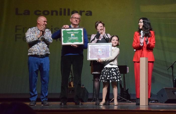 El suecà Francisco Fernández guanya el 'Bernat i Baldoví' de la Festa de Lletres Falleres