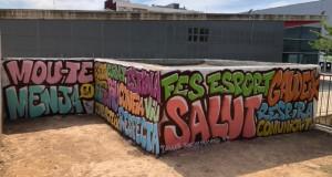 Taller de Graffiti a Almussafes – maig de 2019_1