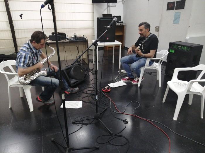Un concert tancarà aquest dissabte la huitena edició del taller de jam session d'Almussafes