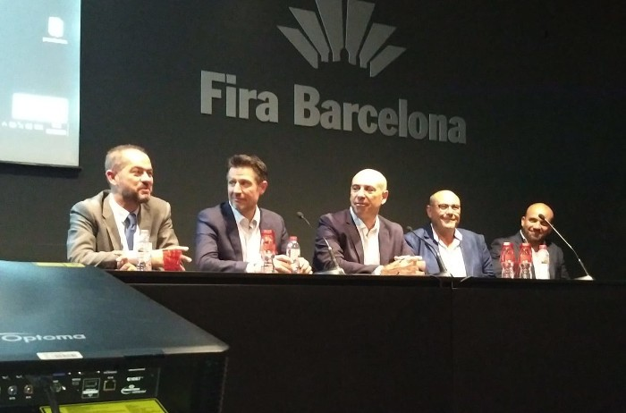 L'Hospital de la Ribera presenta el seu procés de reversió logística a la fira logística de Barcelona