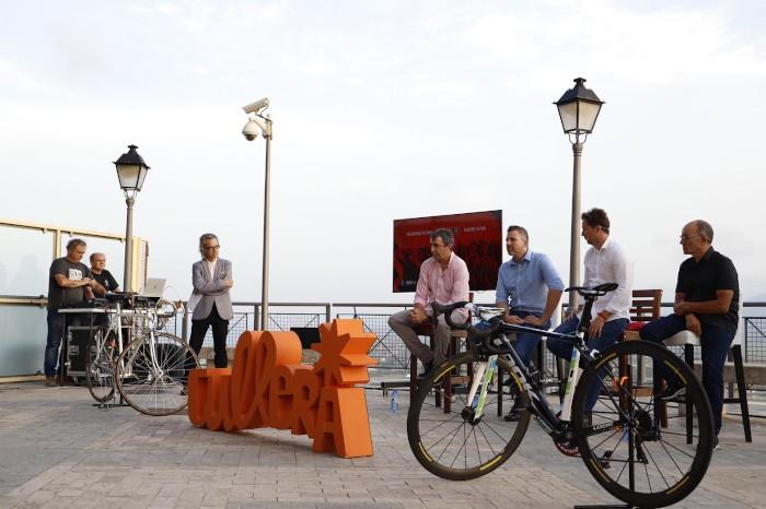'La Vuelta' projectarà la imatge turística de Cullera a 190 països