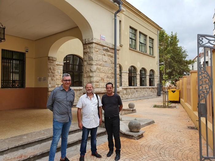 Les obres en el Templet de l'Estació compleixen totes les normes de seguretat segons el regidor d'Urbanisme de Sueca