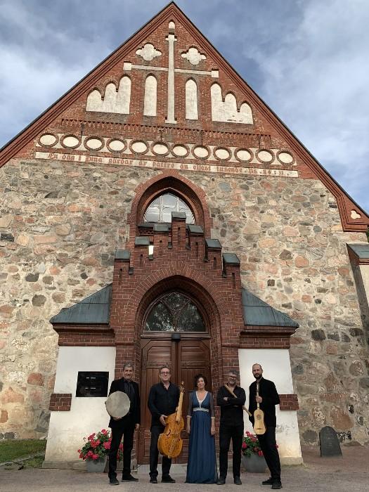 Capella de Ministrers a Finlandia