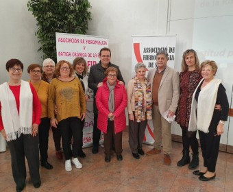 Jornades Fibromialgia comarcals AFIS Sueca 2019