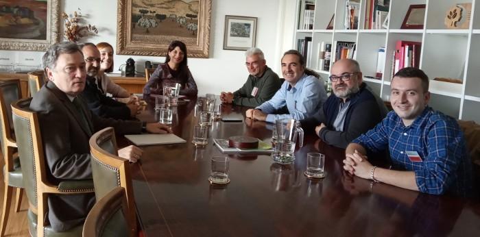 El Ministeri d'Agricultura i la Diputació de València avancen en el projecte del Camí Natural del riu Xúquer