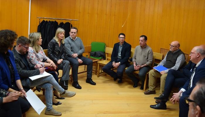 La consellera Gabriela Bravo anuncia la construcció d'un Palau de Justícia a Sueca