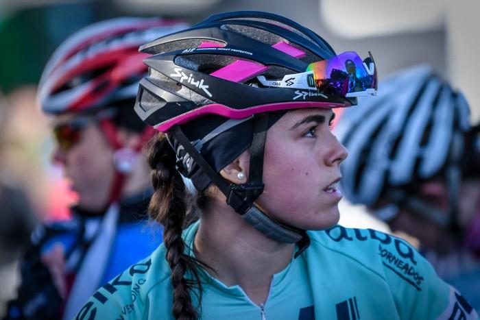 La ciclista suecana Sara Bonillo disputarà amb Espanya el mundial de ciclocròs a Suïssa