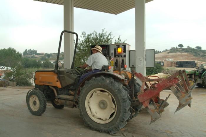 Més de la meitat de la maquinària agrícola té una antiguitat superior als 18 anys